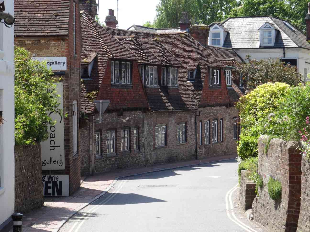 South Downs Tours - Alfriston village