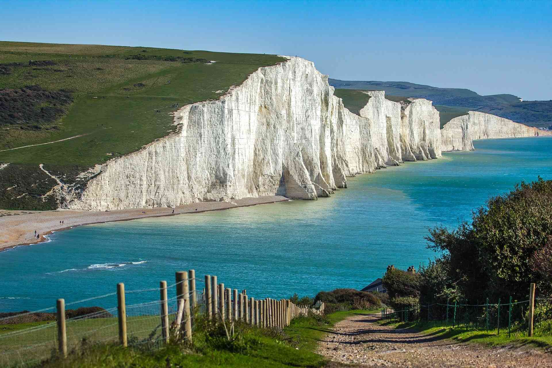 South Downs Tours - Seven Sisters