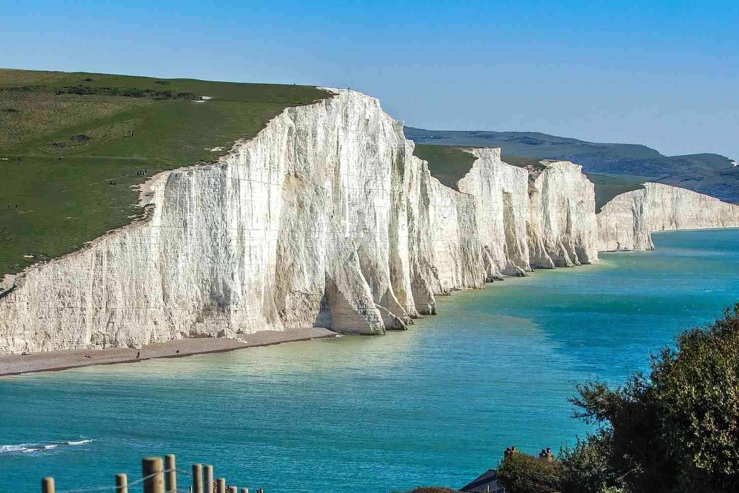 South Downs Tours - South Downs Tours Seven Sisters